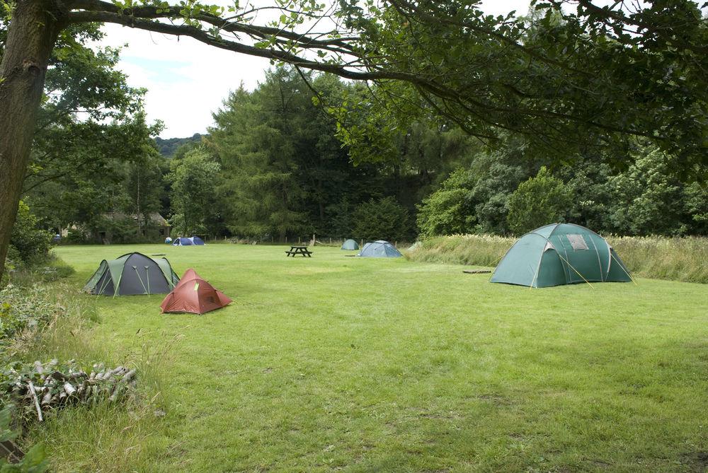 North Lees - Adventure Campsites