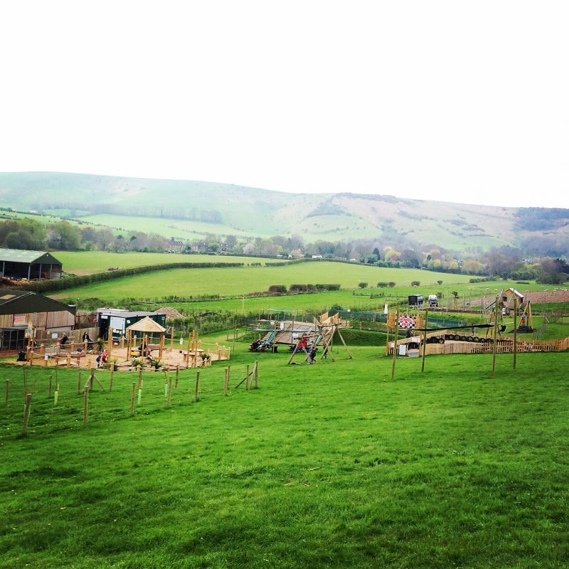 Spring Barn Farm - Adventure Campsites