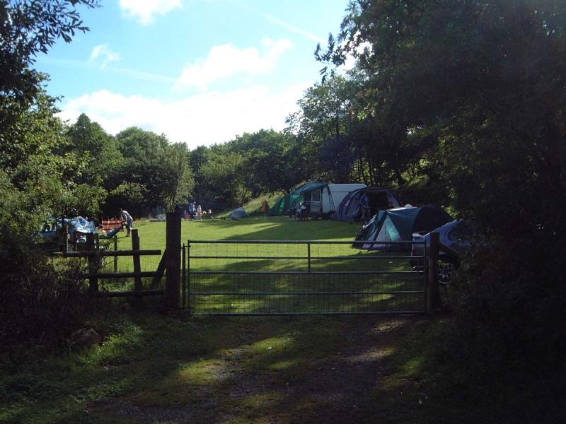 Cwmnanthir Camping - Adventure Campsites