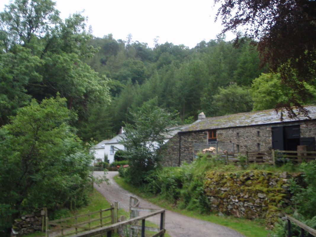 Low Bridge End Farm Camping Barn - Adventure Campsites